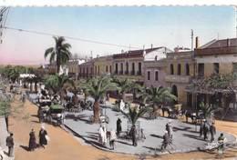 CPSM : Boufarik  (Algérie) Boulevard Polycarpe   Gras  Sarfati Benisti   Ed Jomone - Algérie