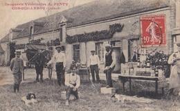 Corquilleroy: Droguerie Vétérinaire PESTY/ Vendue En L'état - Other Municipalities
