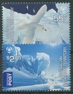 Austral. Antarktis 2009 Schutz Der Polargebiete U. Gletscher 181/82 Postfrisch - Australisches Antarktis-Territorium (AAT)