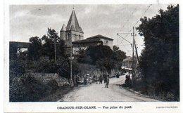 87 - ORADOUR Sur GLANE - Vue Prise Du Pont - Oradour Sur Glane