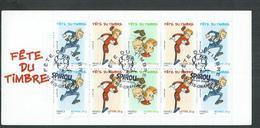 Carnet Oblitéré De Ris Orangis (Essonne) Journée Du Timbre 2006 - Journée Du Timbre