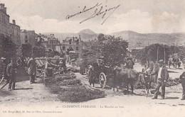63-CLERMONT FERRAND LE MARCHE AU BOIS - Clermont Ferrand