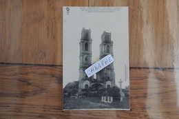 MONT SAINT ELOI - TOURS DE LANCIENNE ABBAYE AVANT LA GUERRE DE 1914 - DETRUITES PENDANT CETTE GUERRE - Otros Municipios