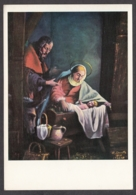 98335/ NOEL, Crèche, Illustrateur R. Crohetta, APBP - Noël