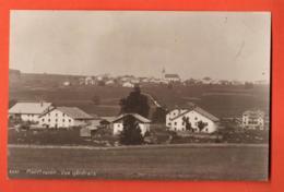 ZAI-15  Montfaucon, Commune Des Franches-Montagnes Sceau Militaire 1917 - JU Jura