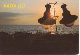 VADA - TRAMONTO - VIAGGIATA 1983 - Altre Città