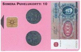 Finland Phonecard SONERA P50 ( TURUN RAHAN PÄIVÄ ) - Finland