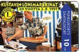 Finland Phonecard TURKU P42 - Finland