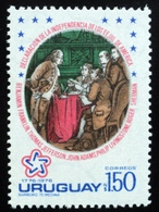 1976 URUGUAY MNH - Bicent. 200 Years Independence United States Independencia USA Yv 943 - Uruguay