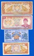 Bhoutan  8  Billets - Bhutan