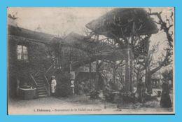 CPA  - Chatenay (92) - 4. Restaurant De La Vallée Aux Loups - Chatenay Malabry