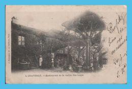 CPA  - Chatenay (92) - 4. Restaurant De La Vallée Des Loups - Chatenay Malabry