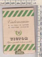 VICTOR .VANDECUM, N.20 FOGLI DI SAPONE PROFUMATO - Perfumes & Belleza