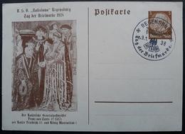 DR Privatganzsache PP 122 C70 Mit Sonderstempel (1440) - Postwaardestukken