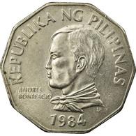 Monnaie, Philippines, 2 Piso, 1984, TTB, Copper-nickel, KM:244 - Philippinen