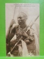 Chef De Sang Royal De L'Urundi. Oblitéré Congo Belge Kigali - Congo Belge - Autres