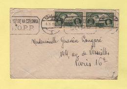 Pologne - Cracovie - Krakow - 1933 - Destination France - 1919-1939 République