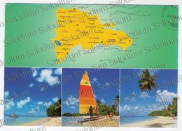 REPUBLICA DOMINICANA   - XXL CArd - Big Format - Dominicaine (République)
