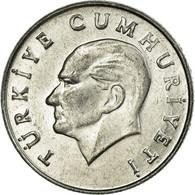 Monnaie, Turquie, 10 Lira, 1985, TTB, Aluminium, KM:964 - Turquie