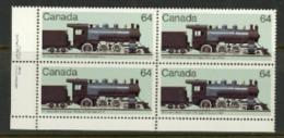 Canada 1983 (Inscription Corner Block) - 1952-.... Règne D'Elizabeth II