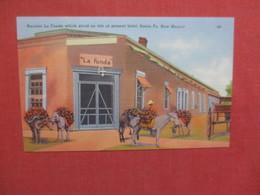 New Mexico > Santa Fe       La Fonda     Ref 4083 - Santa Fe