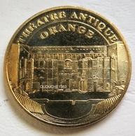 Monnaie De Paris 84. Orange - Théâtre Antique 2009 - Monnaie De Paris