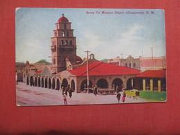 Santa Fe Mission Depot New Mexico > Albuquerque    Ref 4083 - Albuquerque