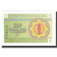 Billet, Kazakhstan, 1 Tyin, 1993, KM:1a, NEUF - Kazakhstan
