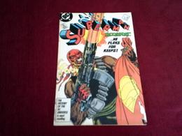 SUPERMAN  N°  4 APR 87 - DC