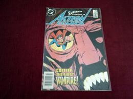 SUPERMAN  STARING IN ACTION COMICS    N° 577  MAR 86 - DC