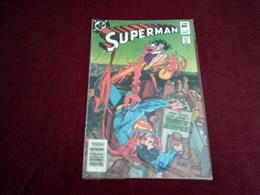 SUPERMAN    N° 382 APRIL - DC