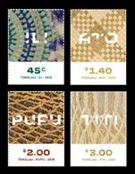 Tokelau 2020 Mih. 551/54 Art Of Weaving MNH ** - Tokelau