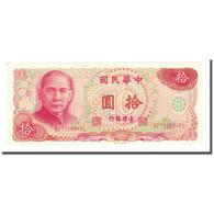 Billet, Chine, 10 Yüan, 1976, KM:1984, NEUF - Chine