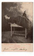 """POLAIRE Dans """"Claudine à Paris"""" De WIlly  - 1902 (F37) - Teatro"""
