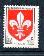 G9 France N° 1230 ** à 10% De La Côte !!! - Neufs