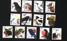 Micronesia 2002 Fauna Birds Definitive SCOTT No.525-537 , I202005 - Mikronesien