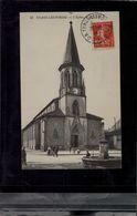 CARTE POSTALE Thaon Les Vosges-L'Eglise En L'état Sur Les Photos - Thaon Les Vosges