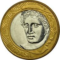 Monnaie, Brésil, Real, 2008, Rio De Janeiro, SUP, Bi-Metallic, KM:652a - Brasil