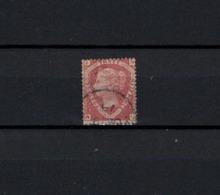 N° 50 TIMBRE GRANDE-BRETAGNE OBLITERE  DE 1870      Cote : 60 € - 1840-1901 (Victoria)