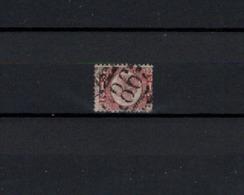 N° 49 TIMBRE GRANDE-BRETAGNE OBLITERE   DE 1870       Cote: 20 € - 1840-1901 (Victoria)