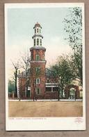 CPA USA - VIRGINIE - ALEXANDRIA - Christ Church - TB PLAN EDIFICE RELIGIEUX CENTRE VILLE - Alexandria