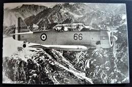 Achat Immédiat - CP Avion Militaire Français - Carte De Voeux 1960 - Matériel