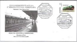 MATASELLOS 2009 MIRANDA DE EBRO  FRANQUEO  TU SELLO - 1931-Heute: 2. Rep. - ... Juan Carlos I