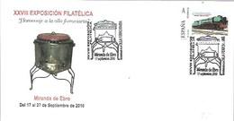 MATASELLOS 2010 MIRANDA DE EBRO  FRANQUEO  TU SELLO - 1931-Heute: 2. Rep. - ... Juan Carlos I