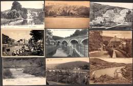 Yvoir Sur Meuse - Lot 24 Cartes (voir Tout Est Scanné) (petit Prix) - Yvoir