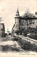 Soumagne - Avenue Du Château De Wégimont 1907 (prix Fixe) - Soumagne