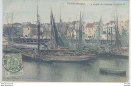 Etg Belgique Blankenberghe, Bassin Des Bateaux De Peche - Belgium