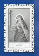 Image Religieuses  Dentellée     Ste Thérese - Andachtsbilder