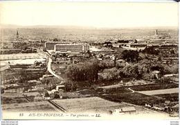 Dpt 13 Aix En Provence Vue Generale No13 Ed LL 1925 Neuve TBE - France