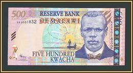 Malawi 500 Kwacha 2011 P-56 (56b) UNC - Malawi